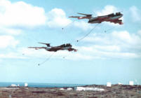 Victor K2 flyby Ascension Island