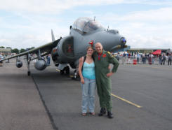 Harrier at Yeovilton Airshow